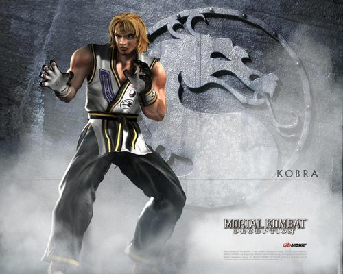Mortal Kombat kertas dinding probably with a sign titled Mortal kombat