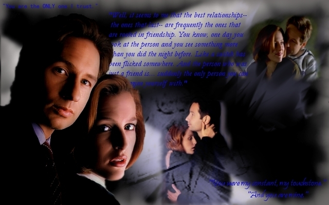 mulder and scully relationship analysis diagram