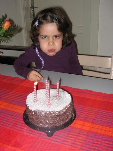 My daughter's 5th Birthday