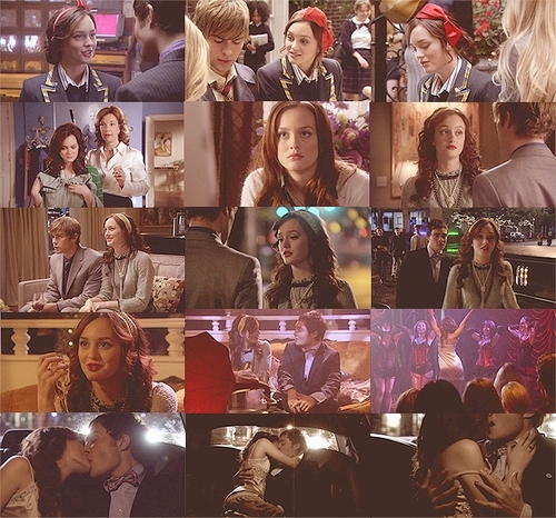 Nate/Blair/Chuck 壁纸 titled Nate, Chuck, Blair