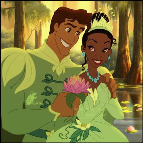 Prince Naveen images Naveen and Tiana wallpaper and ...
