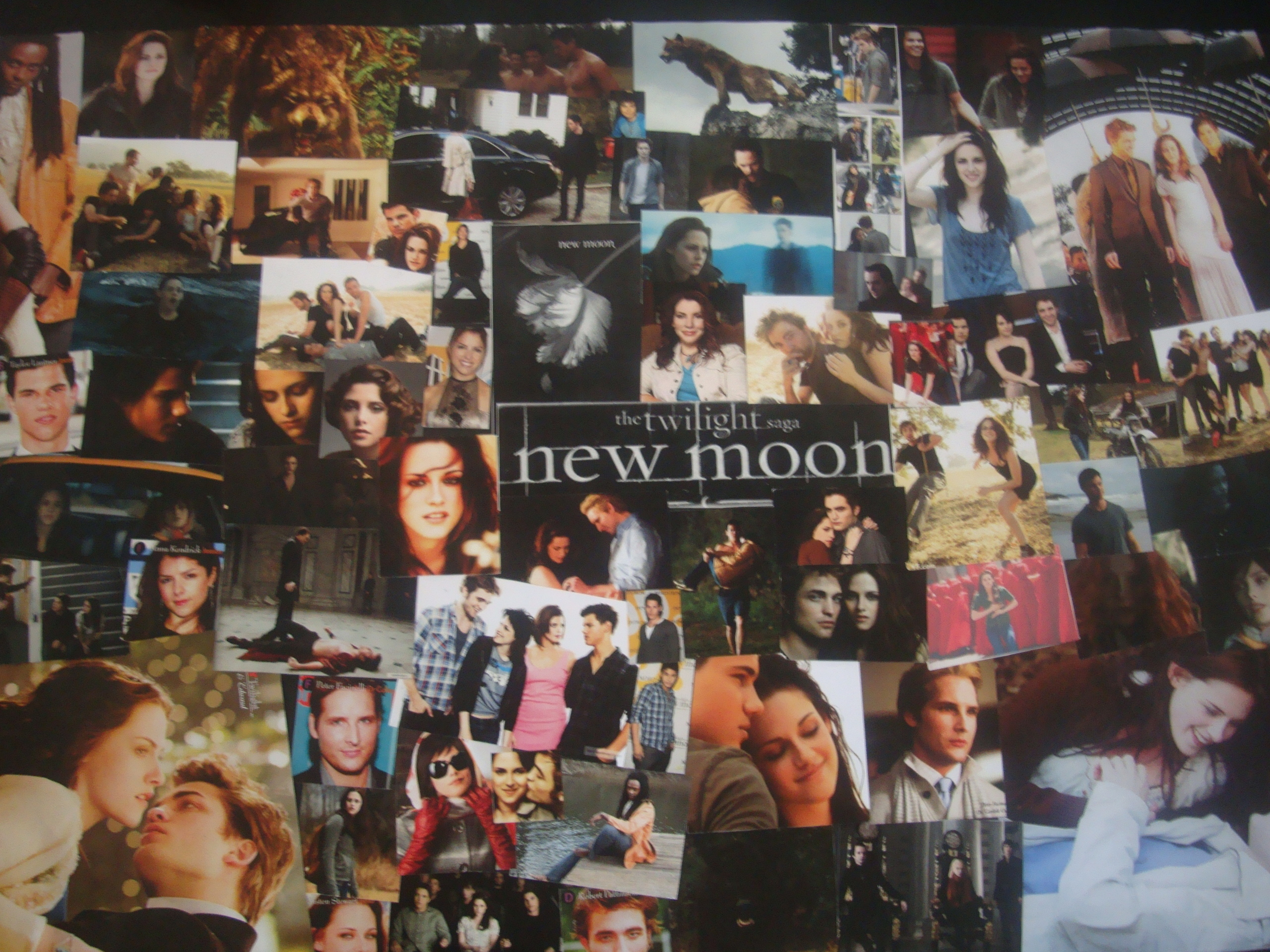 New Moon Collage