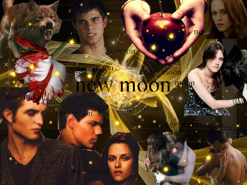 New Moon Wallpaper - new-moon Wallpaper