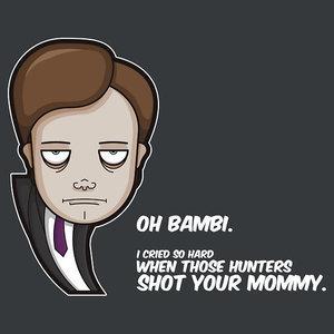 Oh Bambi...