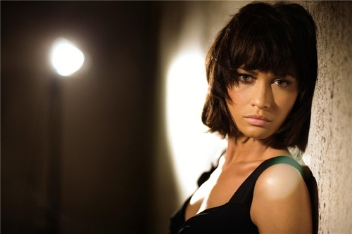 Olga Kurylenko | Quantum of Solace Production تصاویر