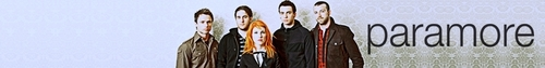 Paramore Banners