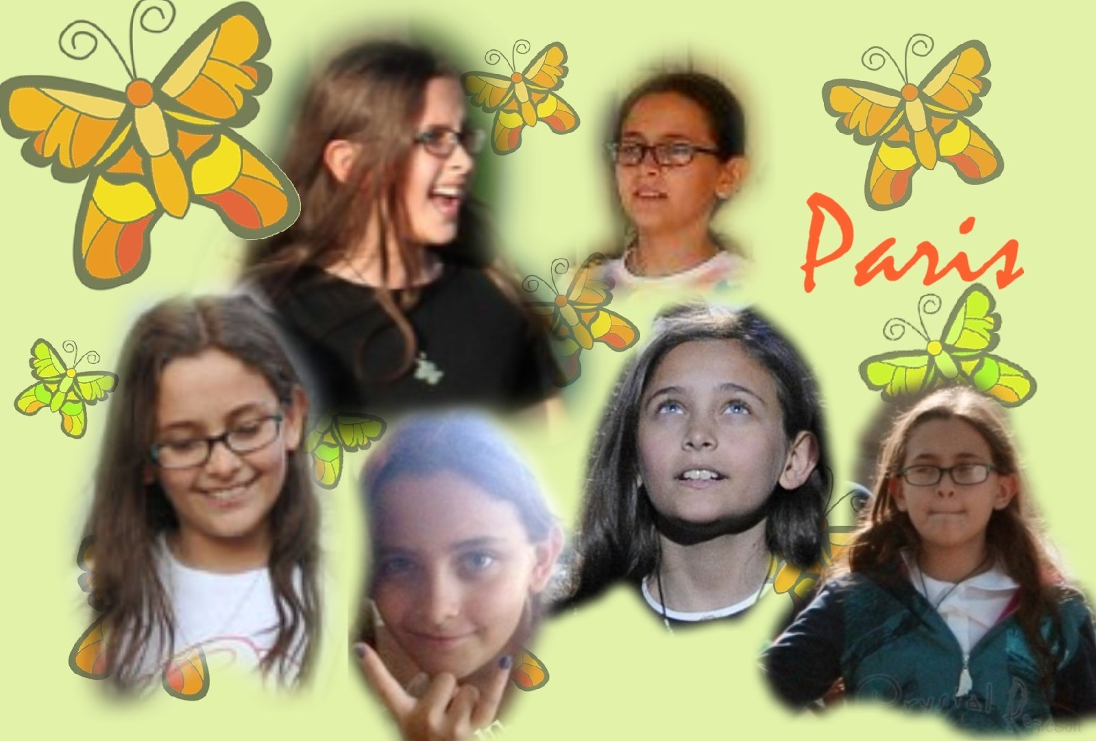 Paris - paris-jackson fan art