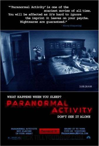 Parnormal Activity