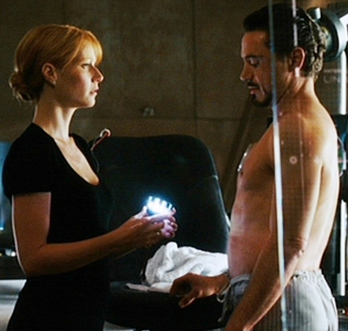 Tony Stark and Pepper Potts wallpaper called Pepper and Tony