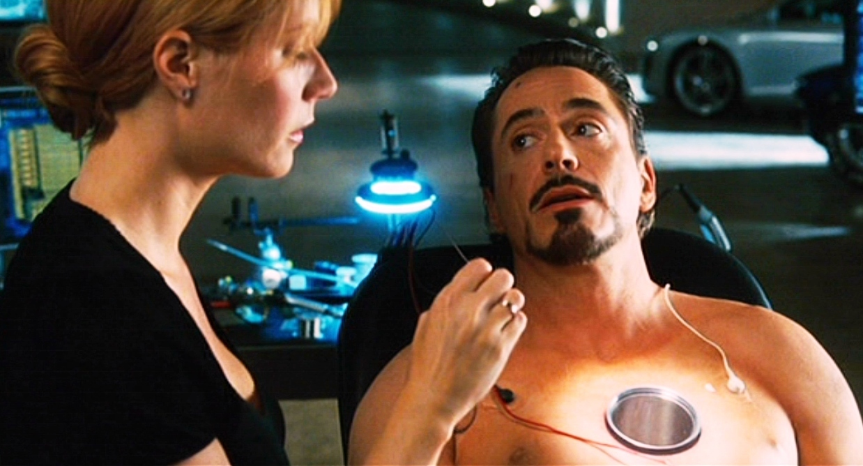 iron man 2 tony and pepper relationship advice