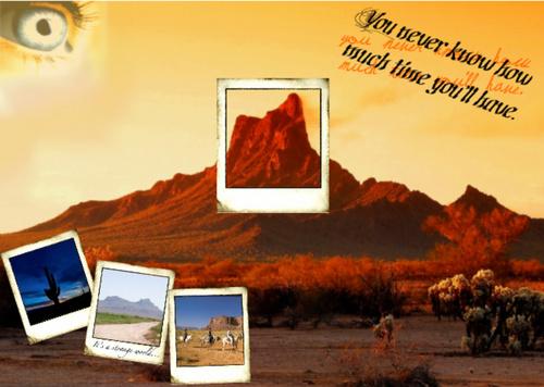 Picacho Peak♥