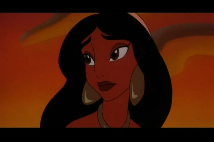 Princess gelsomino from Aladdin and the King of thieves movie