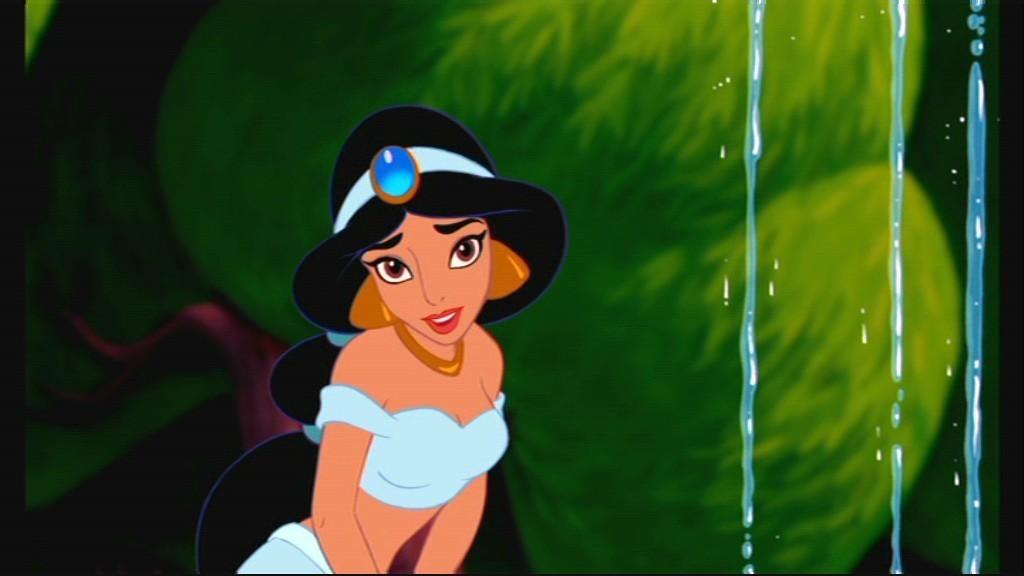 Princess jimmy, hunitumia from Aladin movie
