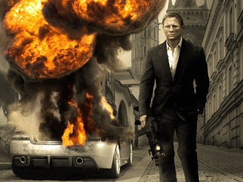 James Bond images Quantum of Solace HD wallpaper and background photos