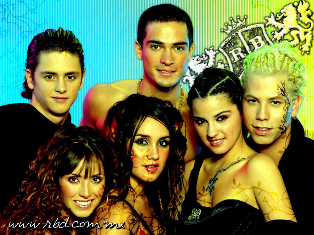 RBD Band images RBD