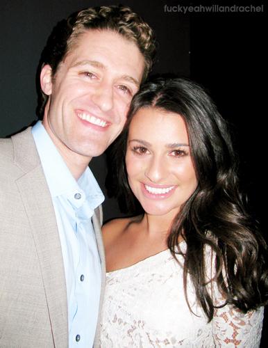 Rachel&Will/Lea&Matthew