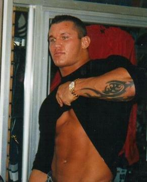 Randy Orton-THE WORLDS GREATEST
