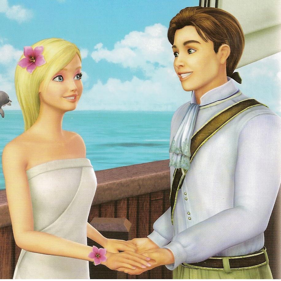 Ro and Prince Antonio