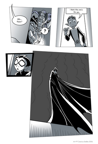 Robin meets the Bat again