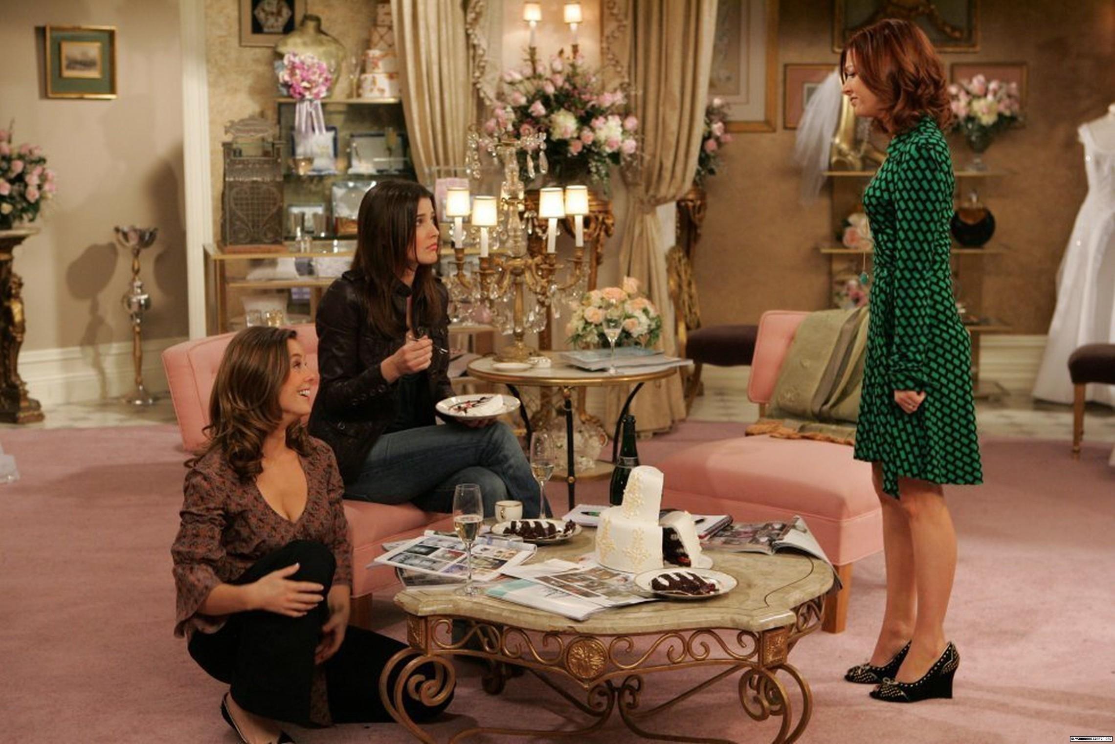 Лили в 4 сезоне как я встретил вашу маму беременна 308