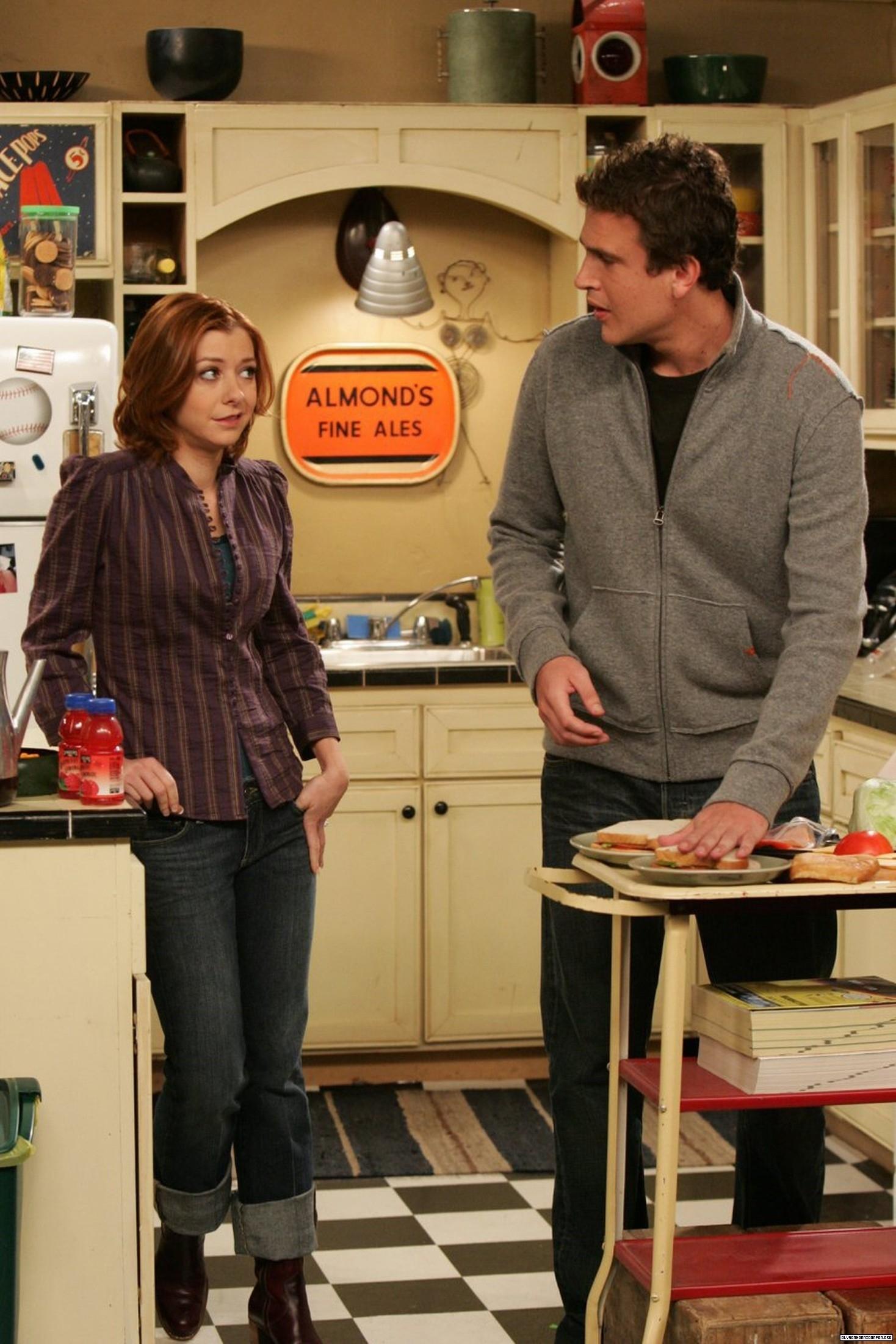 Лили в 4 сезоне как я встретил вашу маму беременна 360