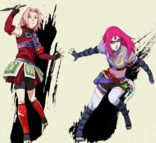 Sakura&Karin