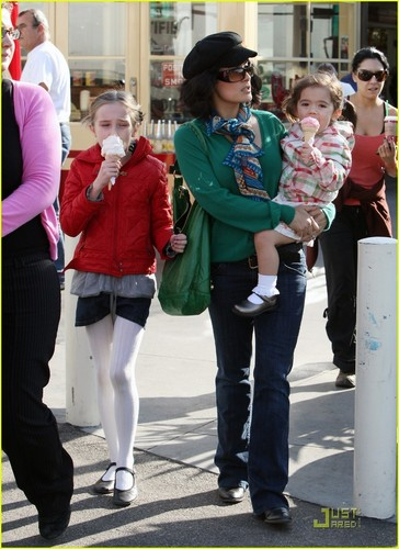 Salma, Valentina & Mathide