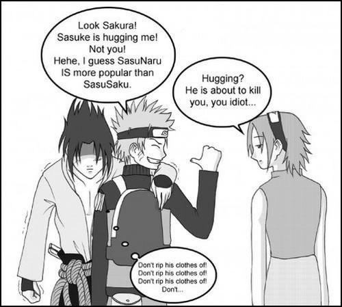 Sasunaru vs Sasusaku