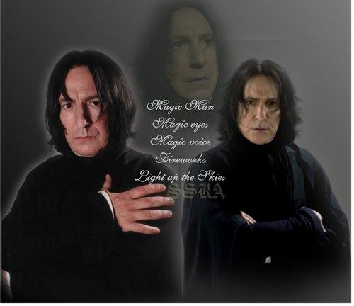 Severus-Magic
