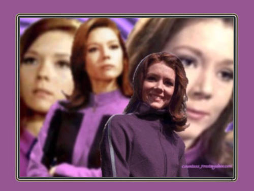 Purple Peelers