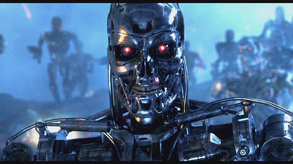 Terminator - Terminator Photo (9683150) - 74.9KB