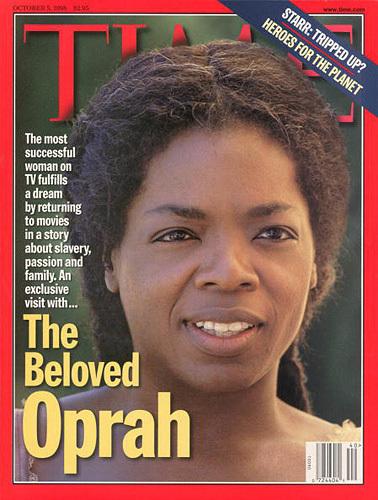 The Beloved Oprah: TIME MAGAZINE