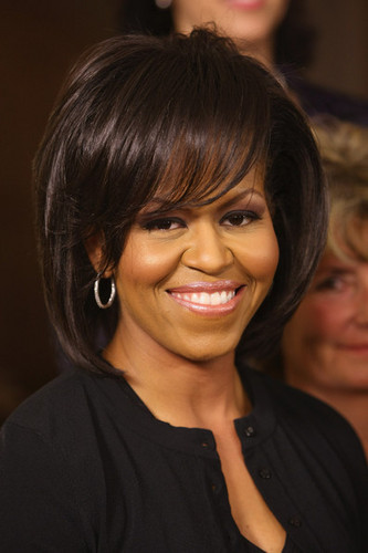 The First Lady: Michelle Obama