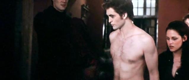 Amusing Edward cullen sex tape