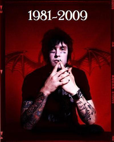 Avenged Sevenfold wallpaper probably with anime entitled The Rev 1981-2009