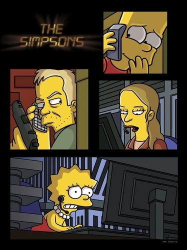 The Simpsons - 24 minutos