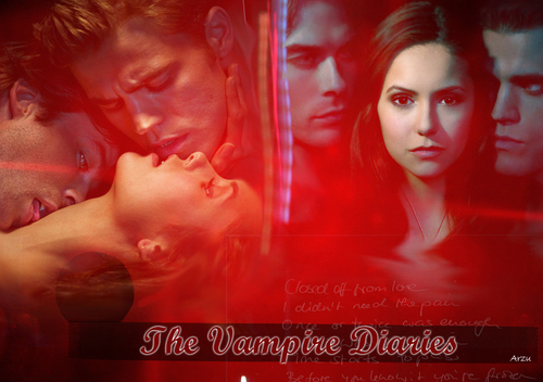 The Vampire Diaries 1 - the-vampire-diaries Photo