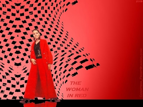 The Woman In Red (2)