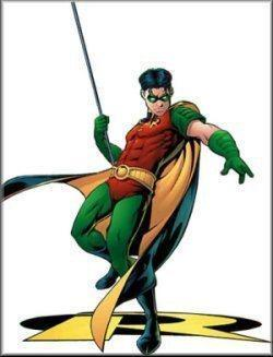 Tim Drake- Robin