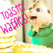 toster Waffles!