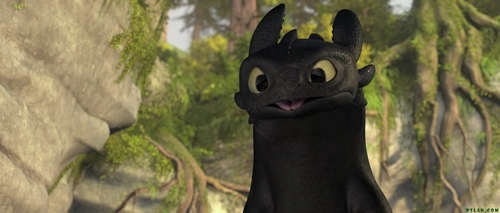 How To Train Your Dragon Wallpaper Titled Toothless