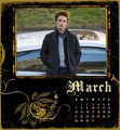 Twilight/NewMoon Calendar 2010-March