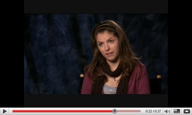 Twilight Soundbites - ... Anna Kendrick In Twilight Image