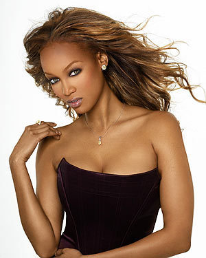 Tyra ANTM Photoshoot Pretty
