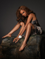 Tyra Sexy Photoshoot - tyra-banks photo
