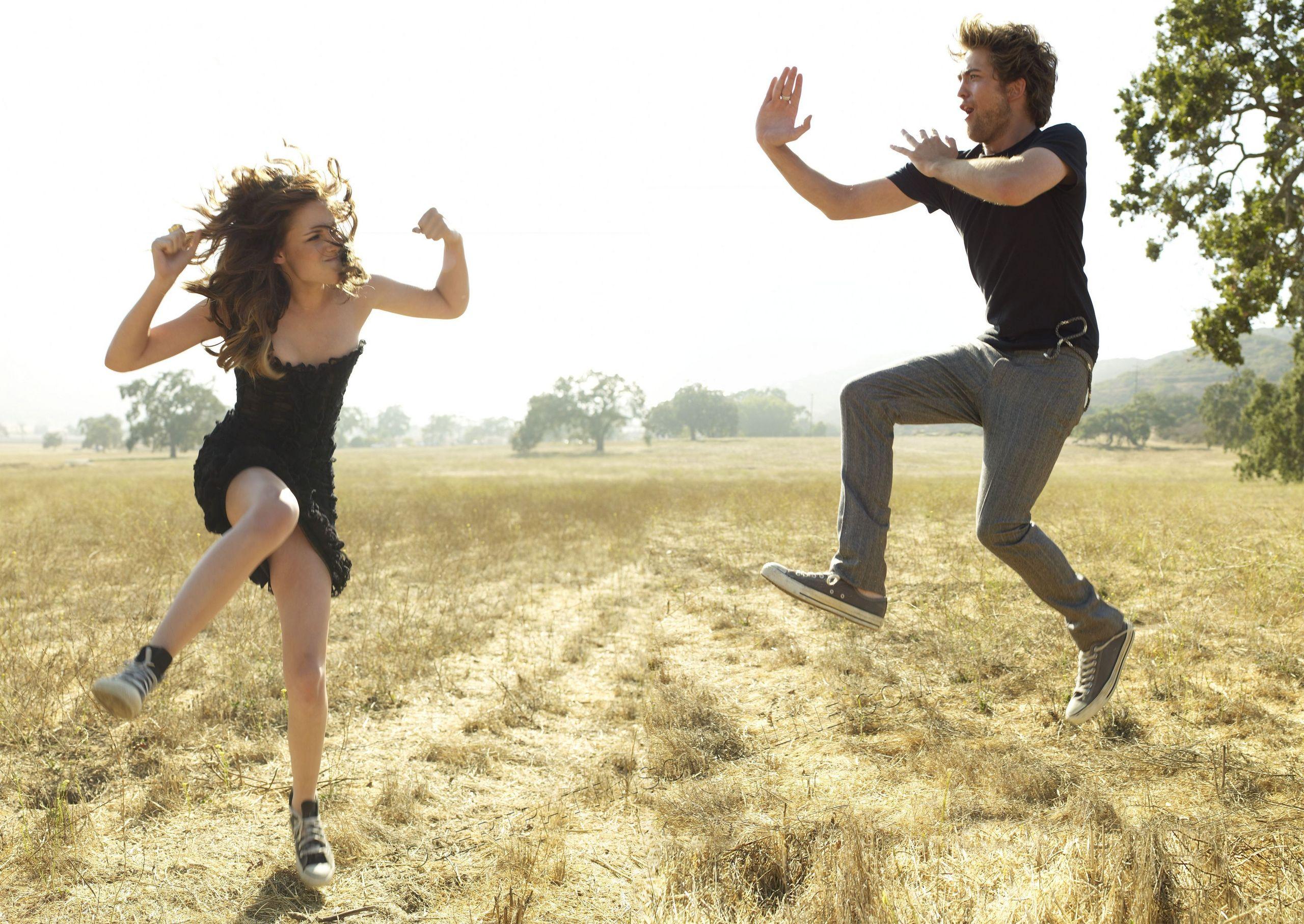 UHQ Outtakes From Vanity Fair With Robert Pattinson & Kristen Stewart