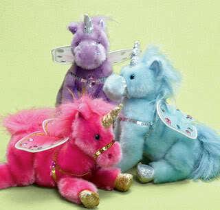 Unicorn Soft Toys