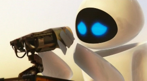WALL*E and EVE