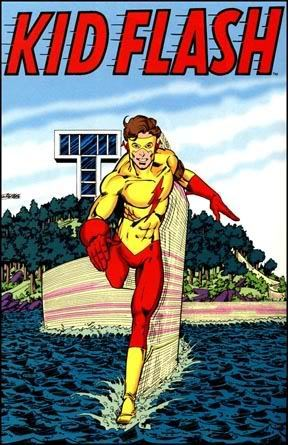 Wally West- Kid Flash