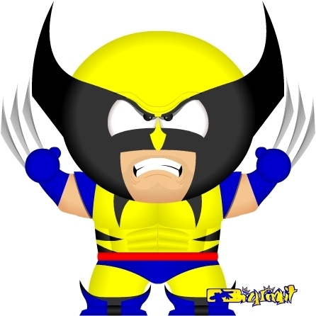 Wolverine - wolverine Fan Art